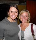 SF Mentee Lindsay Hampton & Mentor Sara Hunt