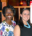 NYC Mentor Gail Hunter & Mentee Leeann Teager