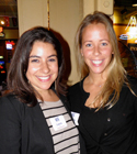 SF Mentee Laura King & Mentor Jessica Masters