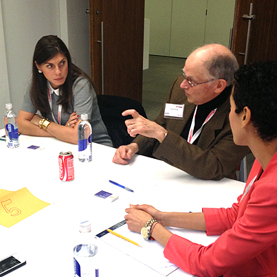 WISE Within Speed Mentoring Roundtables