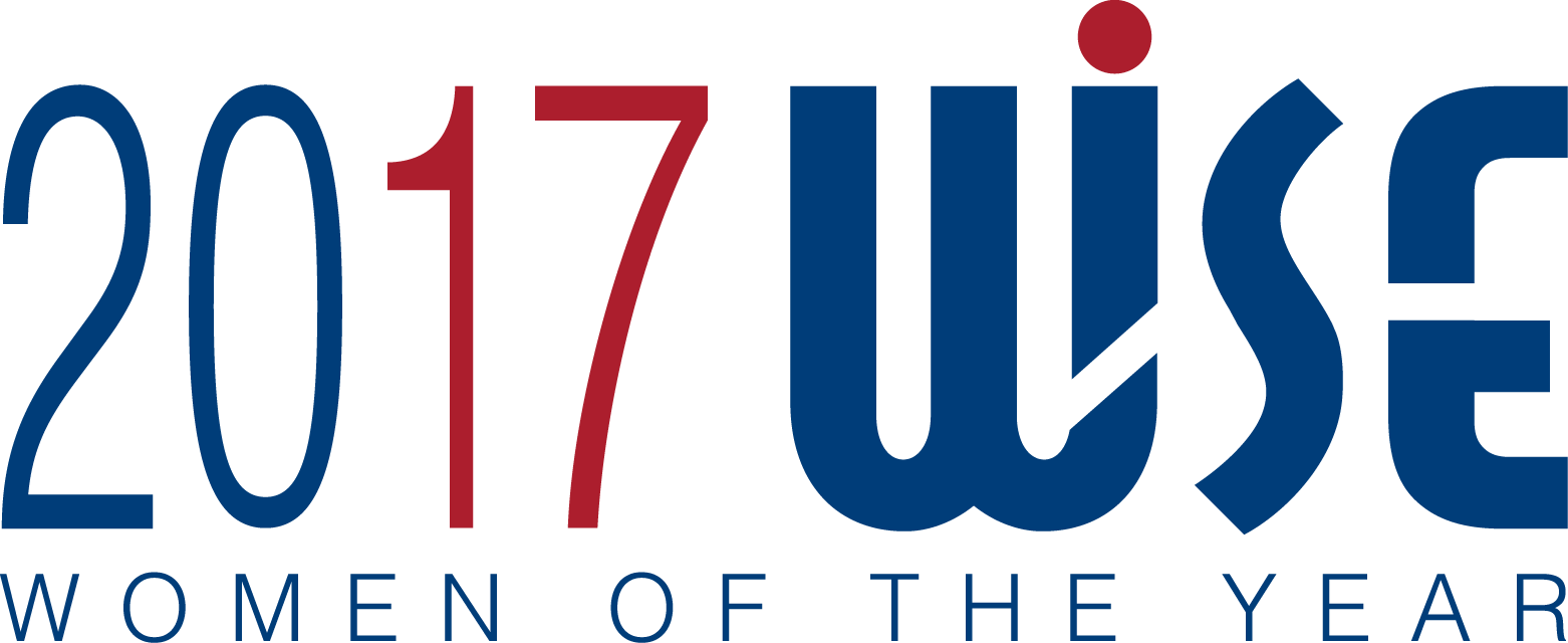 2017 WISE Women of the Year Logo